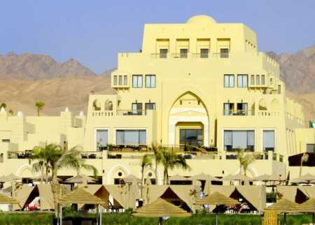 отель Radisson Blu Tala Bay Resort Aqaba
