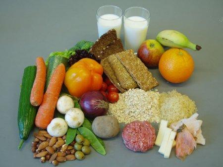 полезные продукты с низким гликемическим индексом