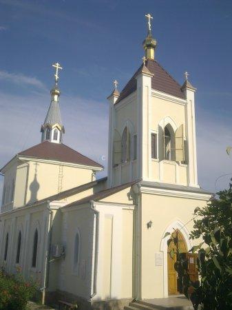 феодосия церковь всех святых