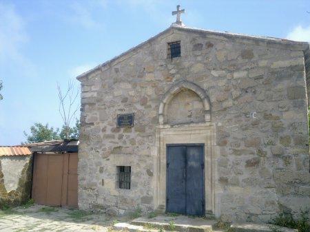 церковь святого георгияя