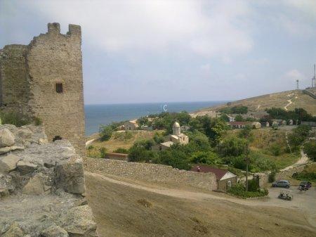 Башня Христа и Иверский храм