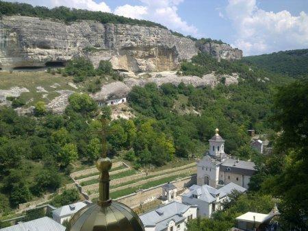Бахчисарай. Успенский монастырь