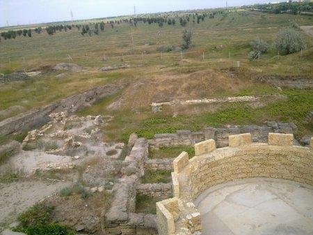 Кара-Тобе Центр экспериментальной археологии