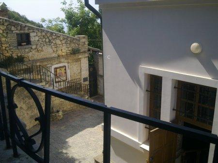 Фиолент Георгиевский монастырь