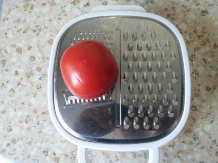 помидор на терке