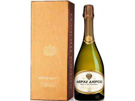 шампанское брют абрау дюрсо