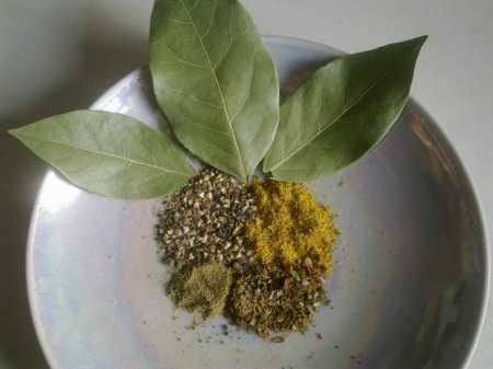 пряности для маринада