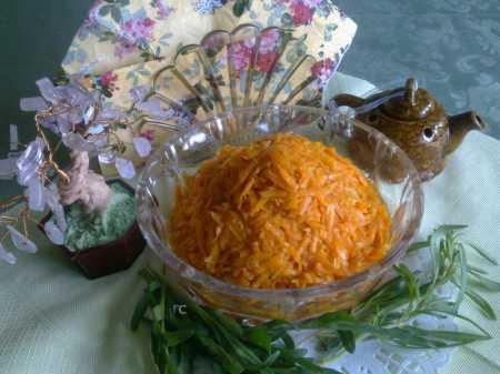 морковь по корейски домашний рецепт