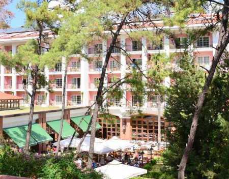 отель Мармариса где отдыхал Эрдоган