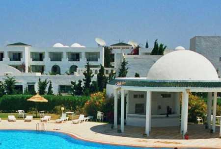 отель зодиак тунис хаммамет