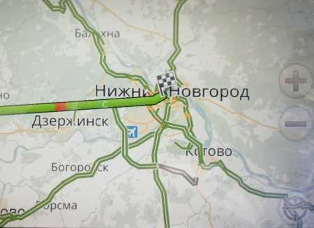 навигатор онлайн от яндекса как проложить маршрут