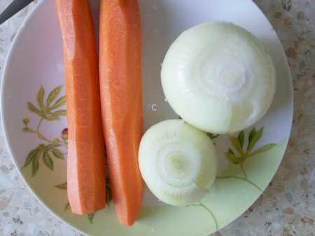 овощи для грибной заготовки