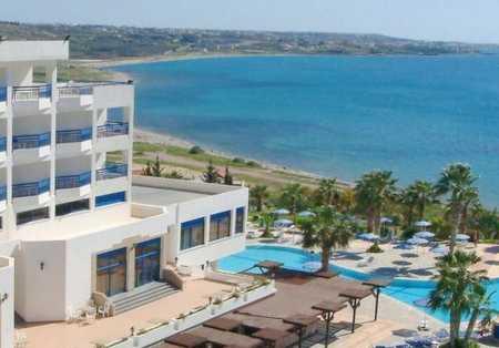 Пафос Paphos Ascos Coral Beach 4