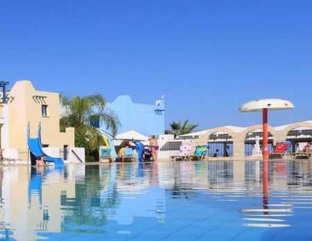 Пафос Paphos Eleni Holiday Village 4