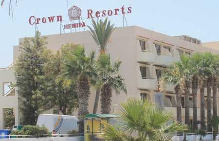 Crown Resorts Henipa 3 Кипр Ларнака