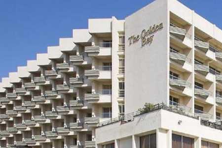 Golden Bay Beach hotel 5 Кипр Ларнака
