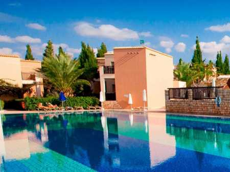 Пафос Paphos Akteon Holiday Village 4