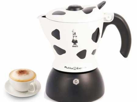 Кофеварка Bialetti Mukka Express