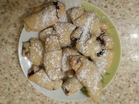 пирожки в духовке из дрожжевого теста