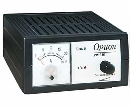 зарядный модуль орион