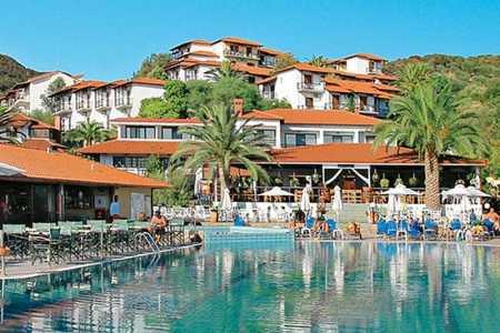 бассейн Aristoteles Holiday Resort Греция Халкидики