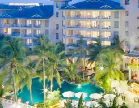 корпуса Huayu Resort