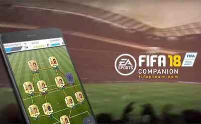 Companion FIFA 18