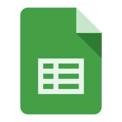 таблица гугл с общим доступом как созадть
