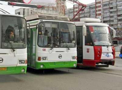 где узнать маршруты общественного транспорта