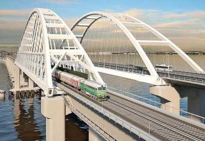 маршруты поездов в крым после запуска моста