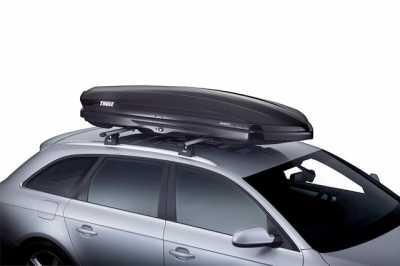 багажник для горных лыж на авто крышу